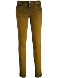 Just Cavalli Relaxed Jeans Neutrals