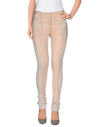 John Galliano Trousers Casual Trousers Women Sand