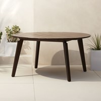 Cb2 Artemis Round Dining Table
