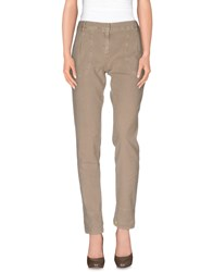 Qcqc Trousers Casual Trousers Women Sand