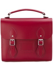 The Cambridge Satchel Company 'Barrel' Backpack Red