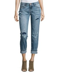 One Teaspoon Awesome Baggies Jeans Medium Blue