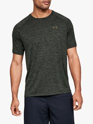 Under Armour Mk 1 Short Sleeve Training Top Outpost Green