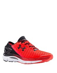 Under Armour Gemini 2 Running Shoes Red Black