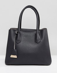 Amy Lynn Tote Bag Black
