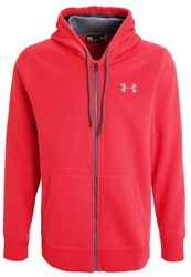 Under Armour Rival Tracksuit Top Red