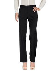 Fabrizio Lenzi Casual Pants Black
