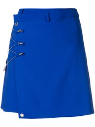 Alyx Rope Trim Skirt Blue
