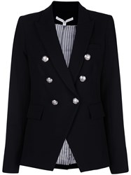 Veronica Beard Fitted Double Breasted Blazer 60