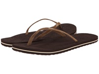 Vans Malta Lux Dachshund Espresso Women's Sandals Brown