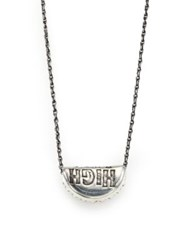 Cast Of Vices Miller High Life Sterling Silver Pendant Necklace