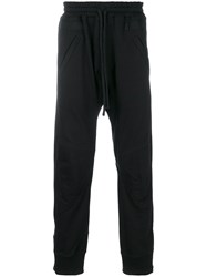 Amen Casual Drawstring Track Pants Black