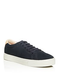 Saturdays Surf Nyc Derek Lace Up Sneakers Midnight