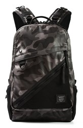 Harvest Label Men's 'Nighthawk' Backpack Green Camo