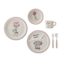 Bloomingville Amelia Serving Set Rose