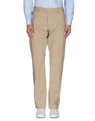 French Connection Trousers Casual Trousers Men Beige