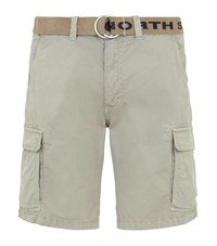 North Sails Adam Cargo Shorts Male Beige