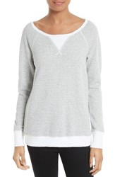 Soft Joie Women's Annora F Stripe French Terry Top