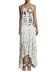 Young Fabulous And Broke Printed High Low Dress