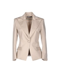 Compagnia Italiana Suits And Jackets Blazers Women Beige
