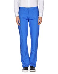 Italia Independent Trousers Casual Trousers Men Bright Blue