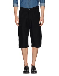 Our Legacy 3 4 Length Shorts Black