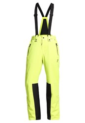 Your Turn Active Waterproof Trousers Lime Punch Light Green