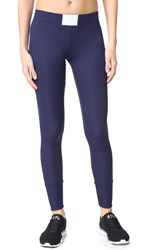 Heroine Sport Performance Leggings Ink Rib
