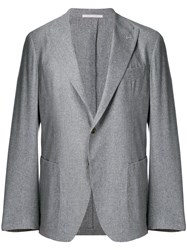 Eleventy Perfectly Fitted Jacket Grey