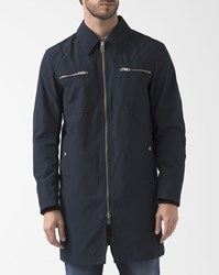 Diesel Navy Blue Zipped Modula Waterproof
