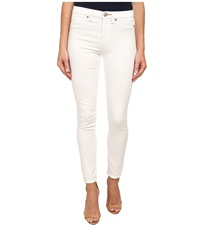 Dittos Kelly High Rise Jeggings In White White Women's Jeans