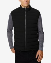 32 Degrees Men's Dynamic Stretch Vest Black