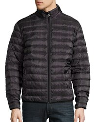 Hawke And Co Packable Down Puffer Jacket Black