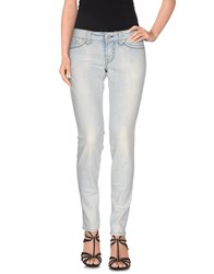 S.O.S By Orza Studio Denim Denim Trousers Women Blue