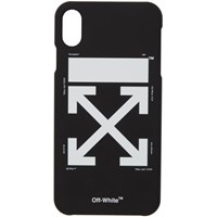 Off White Black And Arrow Iphone Max Case