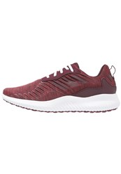 Adidas Performance Alphabounce Rc Neutral Running Shoes Chill Mystery Red Maroon White Grey