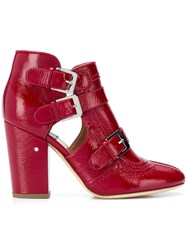 Laurence Dacade Sheena Ankle Boots Red