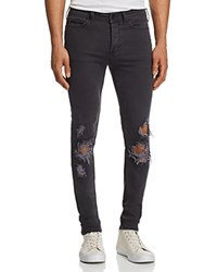 Nana Judy The Signature Skinny Fit Jeans In Classic Black