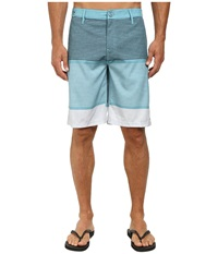 Rip Curl Mirage Ignition Boardwalk Shorts Aqua Men's Shorts Blue