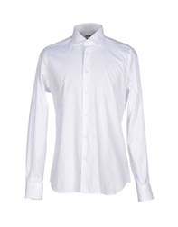 Liu Jo Jeans Shirts Shirts Men White