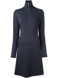 Wood Wood 'Janet' Dress Blue
