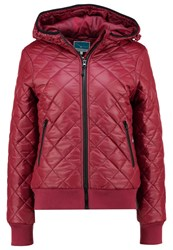 Twintip Winter Jacket Bordeaux Dark Red
