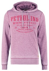 Petrol Industries Sweatshirt Burgundy Bordeaux