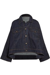Kenzo Denim Jacket Dark Denim