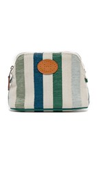 Wgaca Hermes Bolide Pouch Previously Owned Green