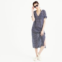 J.Crew Cotton Voile Striped Cover Up