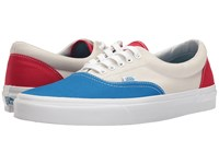 Vans Era 1966 Blue Gray Red Skate Shoes 1966 Blue Gray Red