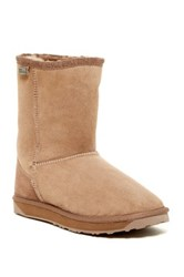 Emu Platinum Stinger Lo Genuine Sheep Fur Boot Brown