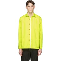 Schnayderman's Yellow Overshirt Jacket