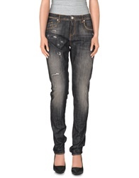 Twin Set Simona Barbieri Jeans Black